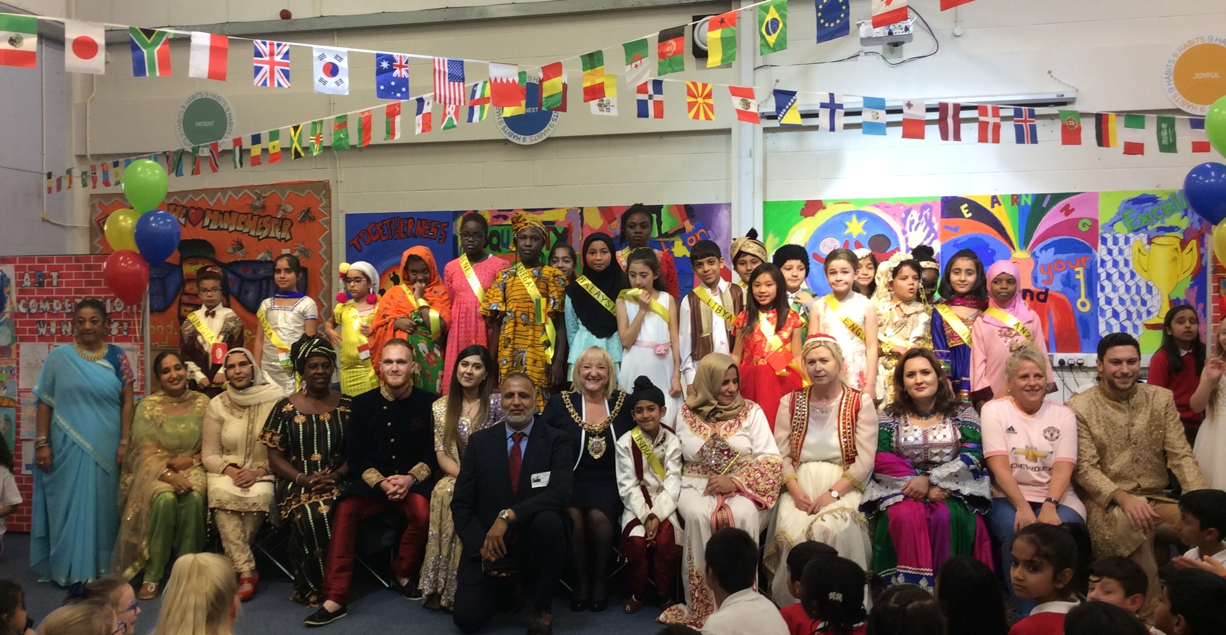 The Cheetham Cultural Festival Opening Ceremony
