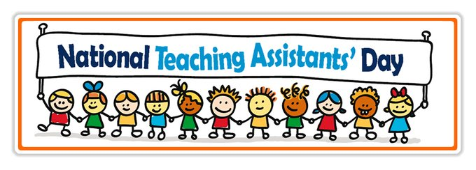 National Teaching Assistants' Day 2020